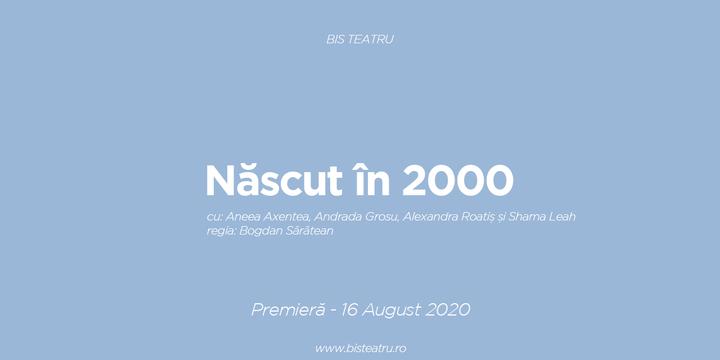 Sibiu: Născut în 2000