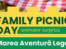 Lagoo Snagov: Family Picnic Day –  Film Marea Aventura Lego 1