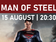 Lagoo Snagov: DC Movie Fest – Man of Steel