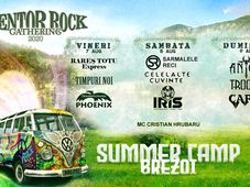 Mentor Rock Gathering - Summer Camp Brezoi