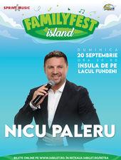 Concert Nicu Paleru @ #FAMILYFEST Island