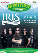 Concert Iris – Nelu Dumitrescu @ #FAMILYFEST Island
