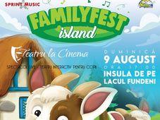 Capra cu trei iezi - Teatru interactiv pentru copii @ #FAMILYFEST Island