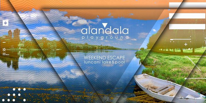 Alandala Playground - Weekend Escape