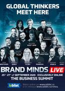 Brand Minds 2020 Live