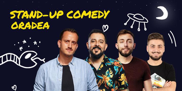 Oradea: Stand-up Comedy cu Mane, Gherghe, Cirje si Vacariu