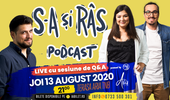 Podcast LIVE cu public -