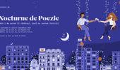 Nocturne de poezie contemporană - Mitoș Micleușanu - ora 20:00