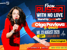 Stand Up Special by Olga Pavlova
