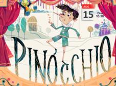 Pinocchio - Teatru de Papusi