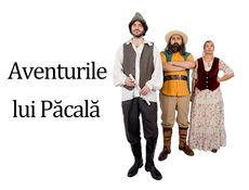 Jupiter: Aventurile lui Pacala