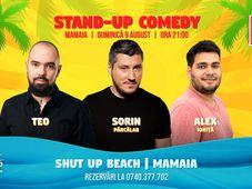 Mamaia: Stand Up Comedy cu Sorin, Teo & Alex Ioniță
