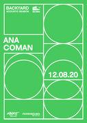 Ana Coman • Backyard Acoustic Season 2020 • Second Show
