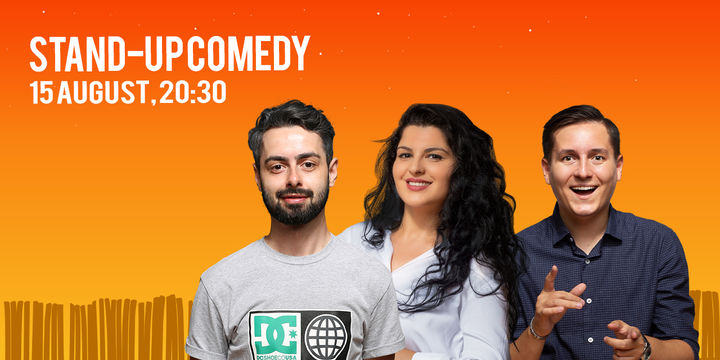 Medias: Stand-up Comedy cu Bucalae, Tanase si State