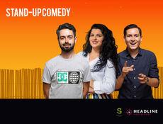 Turneu Stand-up Comedy cu Bucalae, Tanase si State