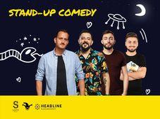 Stand-up Comedy cu Mane, Gherghe, Cîrje și Vacariu