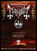 Brasov: MAYHEM // MORTIIS
