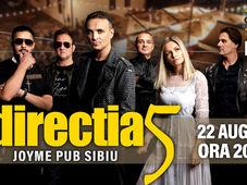 Sibiu: Directia 5 @Joyme Pub