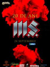 Concert M.S. - 20 de ani