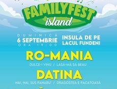 "Concert Ro-Mania, Datina, Ionica Morosanu, Etno, Ho-ra, ""………și joacă"" @ #FAMILYFEST Island"