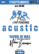 Concert Alex & The Fat Penguins Acustic