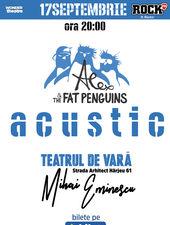 Concert Alex & The Fat Penguins Acustic