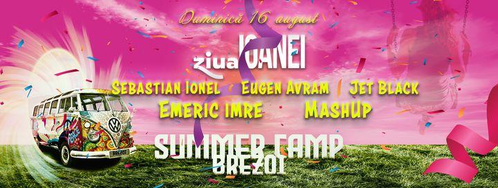 Vâlcea: Ziua Ioanei - Summer Camp Brezoi