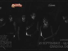 Lansare de album Akral Necrosis - 25 septembrie in Quantic Club