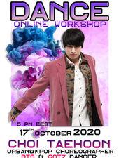 Taehoon Dance Workshop / Online Class