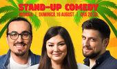 Mamaia: Stand Up Comedy cu Maria, Mincu & Banciu