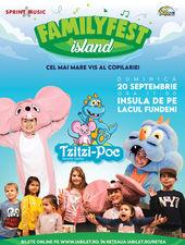 "Spectacol ""Cel mai mare vis al copilariei"" Tzitzi-Poc  @ #FAMILYFEST Island"