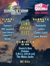 Luna Amară Fest- 20 de ani - Summer Camp Brezoi