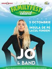 Concert Jo & Band @ #FAMILYFEST Island
