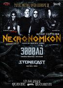 Necronomicon / 3000 AD / Strident - Live in Quantic