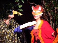 Teatrul Coquette: Vulpea si Corbul