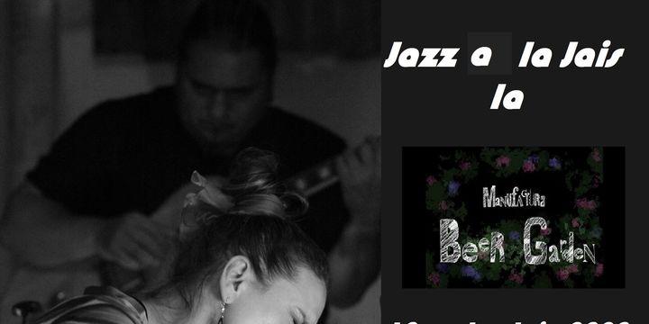 Timișoara: Jazz a la Jais la Manufactura Beer Garden