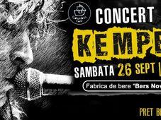 Concert Kempes la Fabrică