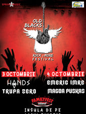 Old Blacks Rock & More Festival @ #FAMILYFEST Island - Abonamente