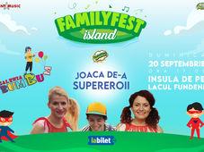 """Spectacol """"Joaca de-a super eroii"""" Galeria Bum Bum@ #FAMILYFEST Island"""