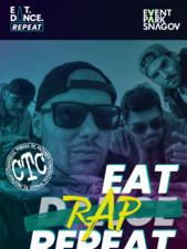 Lagoo Snagov: Eat. Rap. REPEAT – Concert Night