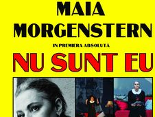 Oradea: Nu sunt eu - Maia Morgenstern