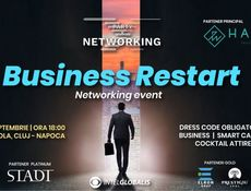 Cluj-Napoca: Business Restart Party & Networking
