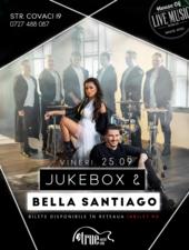 Friday w. Jukebox & Bella Santiago