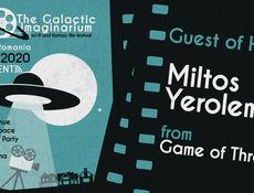 Festivalul International de Film Science Fiction si Fantasy 'The Galactic Imaginarium'
