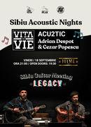 Adrian Despot & Cezar Popescu // Vița de Vie Acu2tic