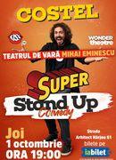 Costel - Super Stand Up Comedy @ Teatrul de Vara Mihai Eminescu
