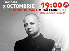 Dan Badea - Clasic Stand Up Comedy @ Teatrul de Vara Mihai Eminescu