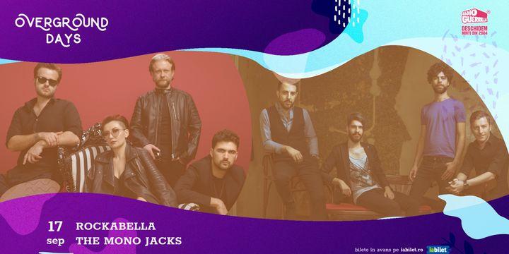 Iasi: Overground Days - The Mono Jacks, Rockabella