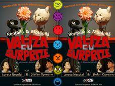 The Pub: Rontaila si Motanila - Valiza cu surprize
