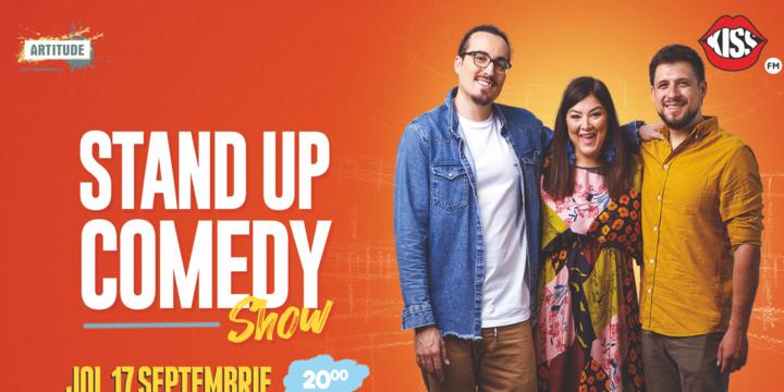 Brasov: Stand up show cu Mincu, Maria și Banciu